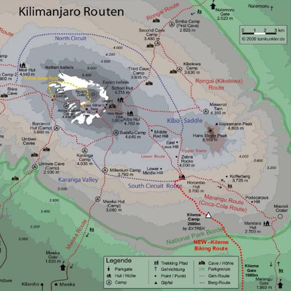 Stiftung-Freude-Herrscht_Lava-Bike-World-Tour__Kilimandjaro_Tansania_Route_extrek-africa_web
