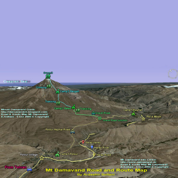 Stiftung-Freude-Herrscht_Lava-Bike-World-Tour__Mount_Damavand_Iran_Route_web