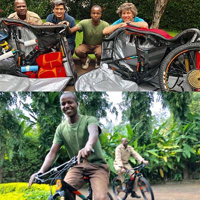 stiftung-freude-herrscht_lava-bike-world-tour_Fusse-des-Kili-und-Tests